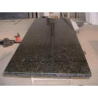 China Butterfly Green Granite Kitchen Top Natural Stone Countertop wholesale