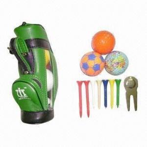 China Golf scorecard holders, made of PU wholesale