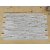 China Ledge White Quartzite Stone Veneer Wall Stone Panels For Interior Decoration wholesale