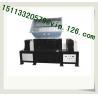 China Plastic shredder/PET bottle shredder/ PE films shredder machines/plastic lump shredder wholesale