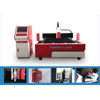 Buy cheap 500W Flexible Cheap CNC Fiber Laser Cutting Systems Stable Running from wholesalers