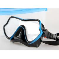 Prefessional Watersports Equipment PP ABS Silicon Scuba Diving Mask