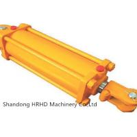 Buy cheap Tie rod log splitter hydraulic cylinder with 4 inch bore from China from wholesalers