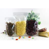 China Transparent 2 Layers Food Plastic Bags Liquid And Dried Fruits Industry Use wholesale