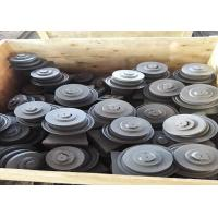 China Cleaning Chain Roller Wheels With Bearings 45 # Steel Nodular Cast Iron wholesale