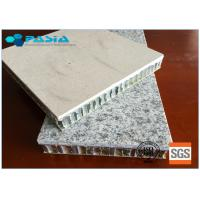 Buy cheap Anti - Pollution Honeycomb Roof Panels , Aluminium Honeycomb Board High Strength from wholesalers