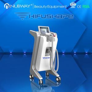 China Hifu liposonix body slimming machine CE wholesale