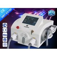 Hotsale OPT SHR Machine Multifuntional Double Handle Hair Removal Beauty Machine