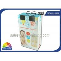 China Personalized E Flute Corrugated Packaging Box Carton With CMYK Printing wholesale