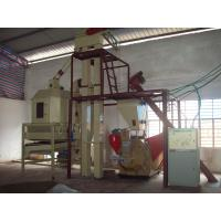 China Mill - Cooler Belt - Driven Low Noise Straw Wood Pellet Line with Maintance Easy HKJ25M wholesale