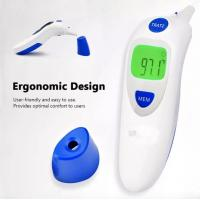 China Baby Ear Infrared Digital Forehead Thermometer 1-3cm Measurement Distance on sale