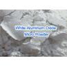 China White Pure Aluminum OxideMicro Powder , Super Fine Grit Aluminum Oxide wholesale