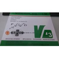Cholecalciferol Vitamin D3 Injection Medicine 600,000 IU / Ml Only For IM Use Maintain Body Calcium