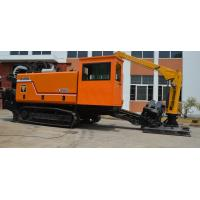 China Cralwer Integrated Horizontal Directional Drilling EquipmentMulti Shift Stepless Speed wholesale