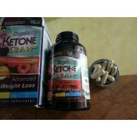 China FDA Herbal Weight Loss Pills , Natural Raspberry Ketone Lean Slimming Capsules wholesale