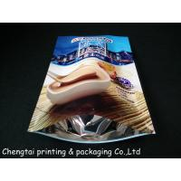 China Aluminium Stand Up Coffee Bags Heat Seal Standing Pouch Food Packaging on sale