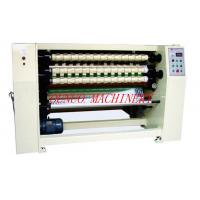 China BOPP Adhesive Tape Slitting Machine on sale