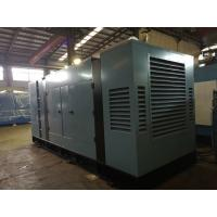 China 230 / 400V Soundproof Diesel Generator ,Water - Cooling System Diesel Electric Generator wholesale