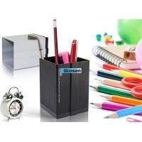 China Rust - Proof Personalized Pen Holder / Design Pen Case For Business wholesale
