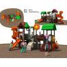 China Kids Plastic Outdoor Playground wholesale