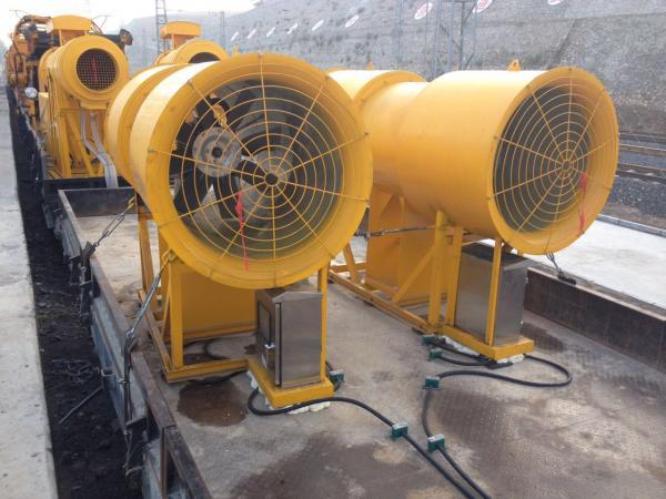 HTF Fire control Fan axial fan jet fan for Extraction Smoke #AB7520