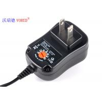 China RoHS Approval Multiple Output Power Supply , 6 DC Jack Multi Voltage DC Adapter on sale