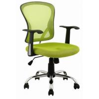 China Office Task Chair with Nylon Armrest, Made of Mesh Material and Fireproof Foam, Swivel Bas wholesale
