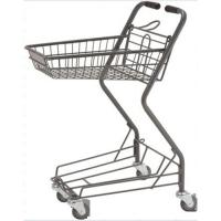 China Machine Welding Customizable Shopping Cart Convenient Supermarket Baskets And Trolleys wholesale