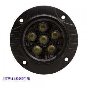 China 3x3 Round super bright 18W led vehicle work light HCW-L18295FC 7D wholesale