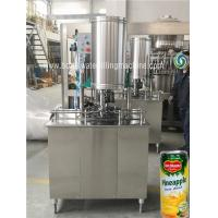 China Beverage Filling Machine, Sugercane Juice Machine, Flavour Drink Canning Line wholesale