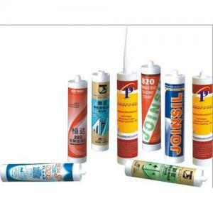 China Empty silicone sealant cartridge wholesale