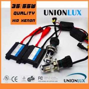 China 12v 35w Slim Ballast Xenon Hid Light Kit h4-3 Hid Xenon Kit For Car Truck wholesale