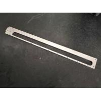 China CNC Precision Machined Parts Sliding Rail Guided Orbit 3 4 Axis Linkage Parts on sale