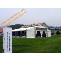 China Windproof  Large Event Tents for Sale Aluminum Clear Span  Event  Party  Tent wholesale