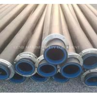 flanged HDPE dredge pipes for  dredging