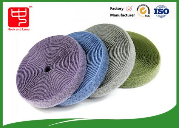 Quality Heat Resistance 30 mm nylon hook loop fastening strap for sewing textile for sale