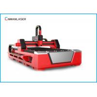 China 300W 500W Fiber Laser Cnc Cutting Machine For Metal Stainless Steel wholesale