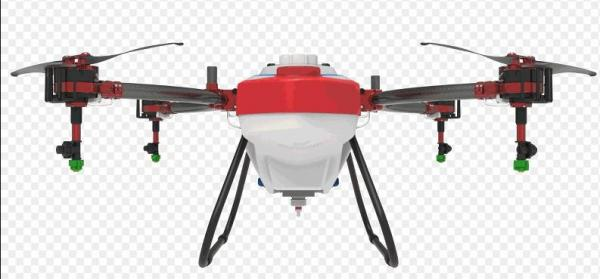 Quality Multi-rotor Agriculture Drone 12L Sprayer Quadcopter for sale