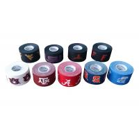 China 100% Cotton Fabric Adhesive Sports Strapping Tape , Athletic Tape Can Printed OEM wholesale