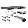 China 速いイーサネット スイッチWS-C3750X-48P-S Cisco触媒とイーサネット上の力 wholesale