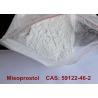 China 99,05% solide blanc intermédiaire pharmaceutique de Misoprostol de grande pureté wholesale