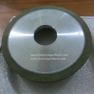 China 1A1 resin diamond grinding wheel on sale