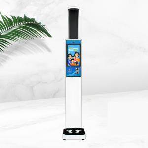 China Hd Lcd Screen Display Size Ultrasonic Height And Weight Machine wholesale