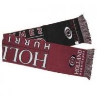 China Club Scarf, Knitted Scarf, Fans Scarf for Your Promotion (YT-67) wholesale
