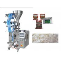 Buy cheap Small Snacks Packing Machine With Metal / Plastic Material 300Kg Weight from wholesalers