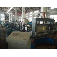 China 100mm - 800mm Steel Cable Tray Forming Machine PANASONIC Touch Screen on sale