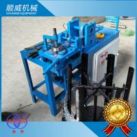 China 3KW Power Razor Barbed Wire Machine , Blade Barbed Razor Wire Machine wholesale
