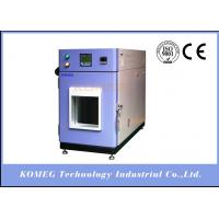China Temperature Test Chamber Humidity Cabinet Fast Change Rate Of Heating And Cooling on sale