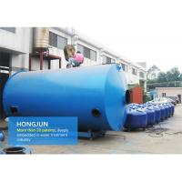 China Manual Multimedia Control Activated Carbon Filter With Multiport Valve wholesale
