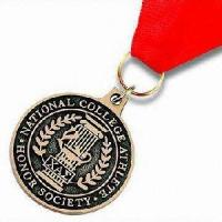 Quality Custom Shaped Medals Trophy for sale